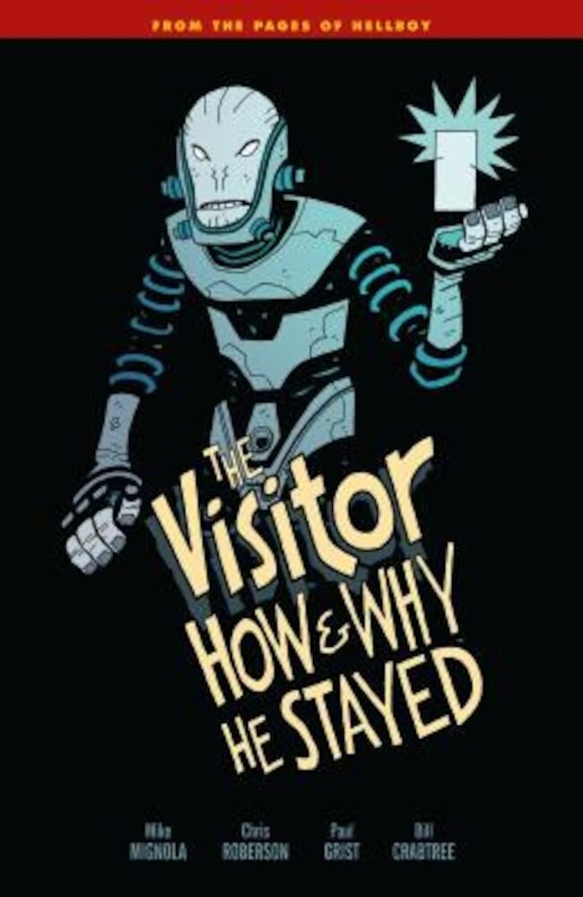 The Visitor: How and Why He Stayed, Paperback