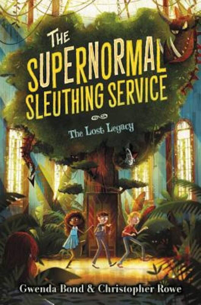 The Supernormal Sleuthing Service #1: The Lost Legacy, Hardcover