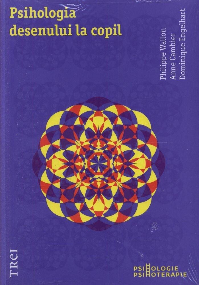 Coperta Carte Psihologia desenului la copil. Editia 2012