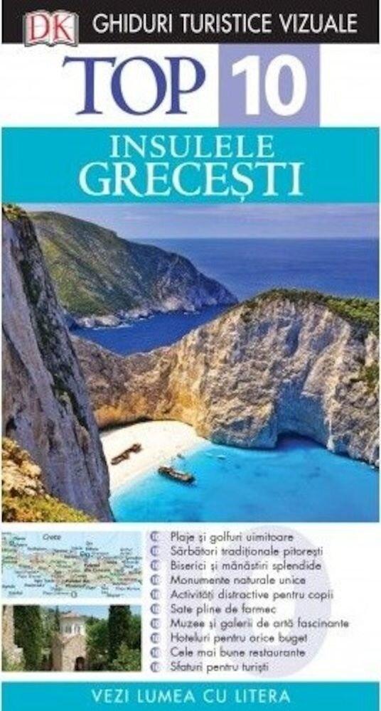 Insulele Grecesti (Top 10)