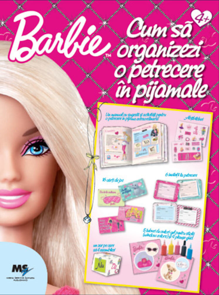 Barbie - Petrecere in pijamale
