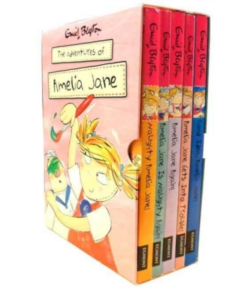 Amelia Jane Box Set