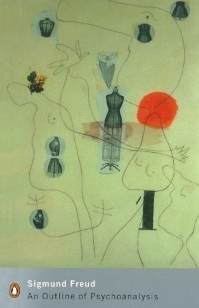 Modern Classics Outline Of Psychoanalysis (Penguin Modern Classics)