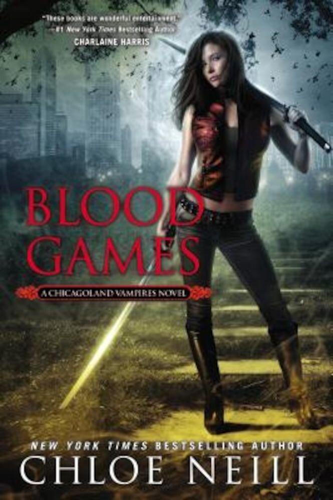 Blood Games, Paperback