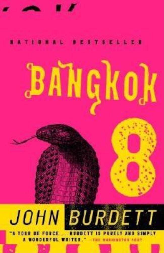 Bangkok 8: A Royal Thai Detective Novel (1), Paperback