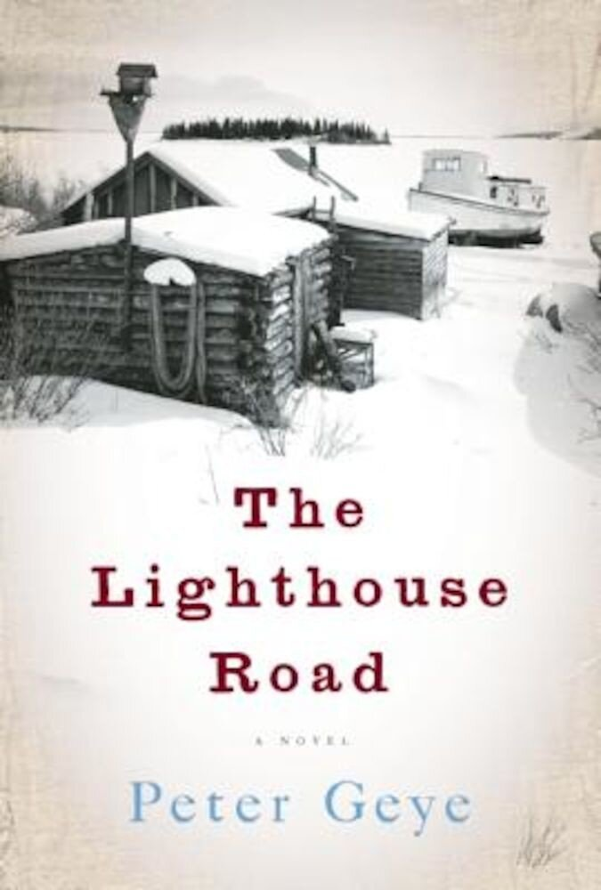 The Lighthouse Road, Paperback
