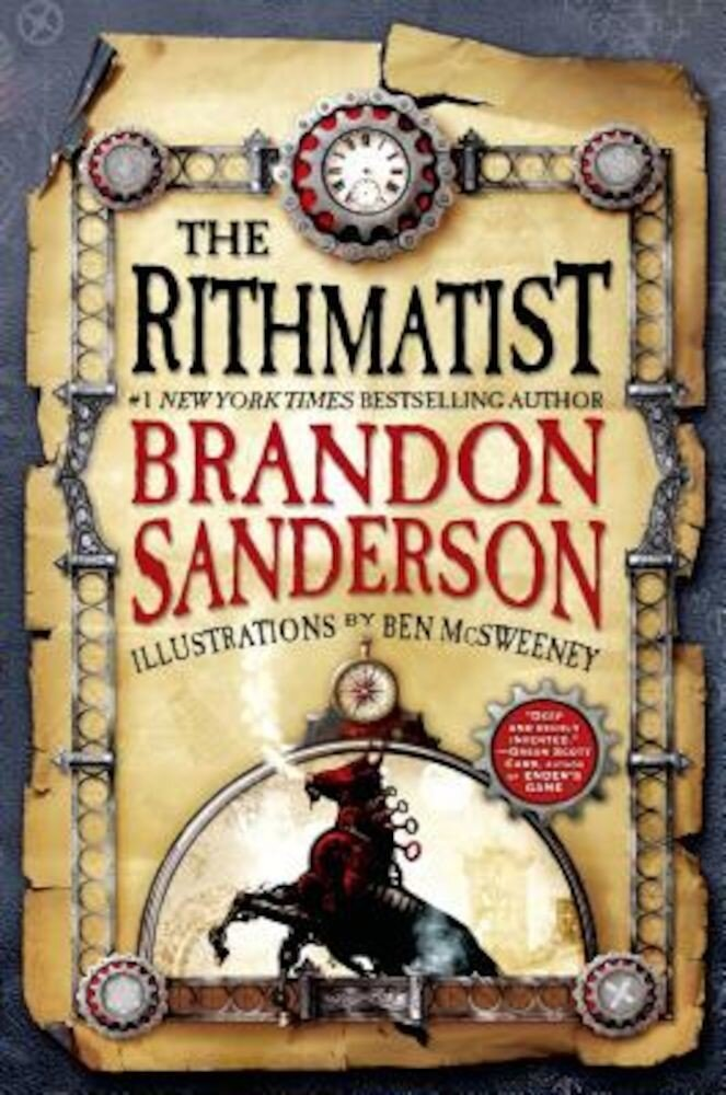 The Rithmatist, Hardcover