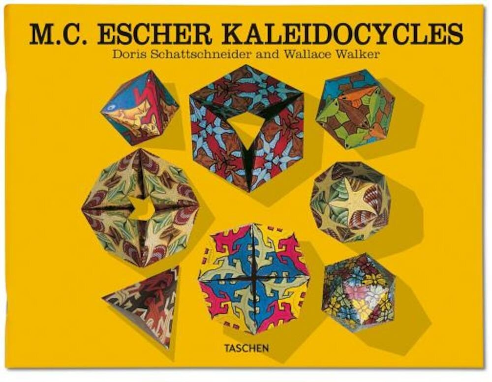 M.C. Escher: Kaleidocycles, Paperback