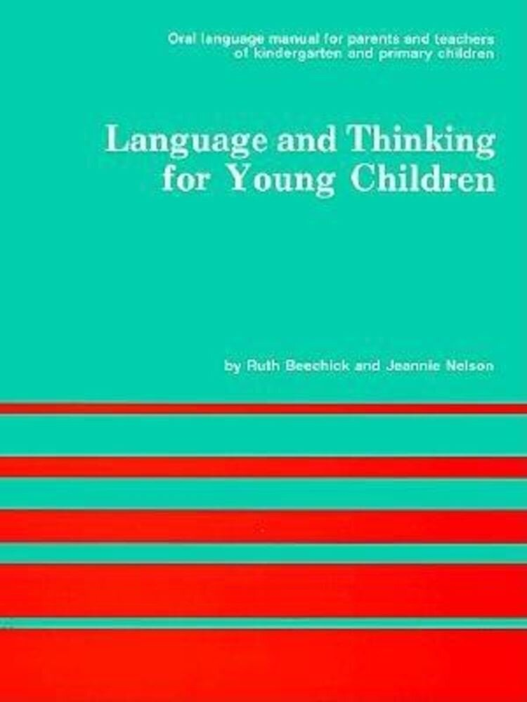 Language and Thinking (for Young Children), Paperback