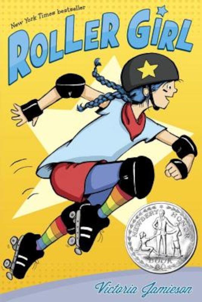 Roller Girl, Hardcover