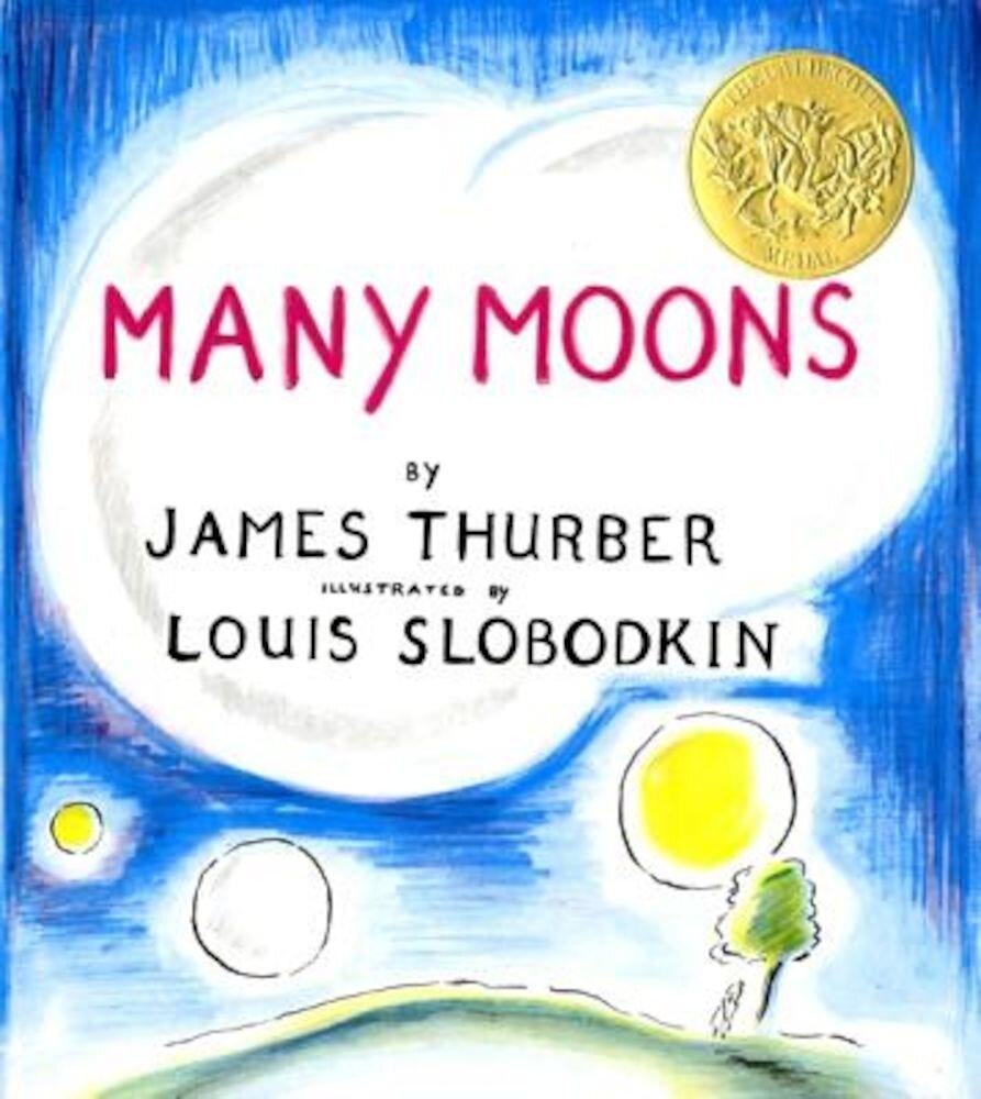 Many Moons, Hardcover