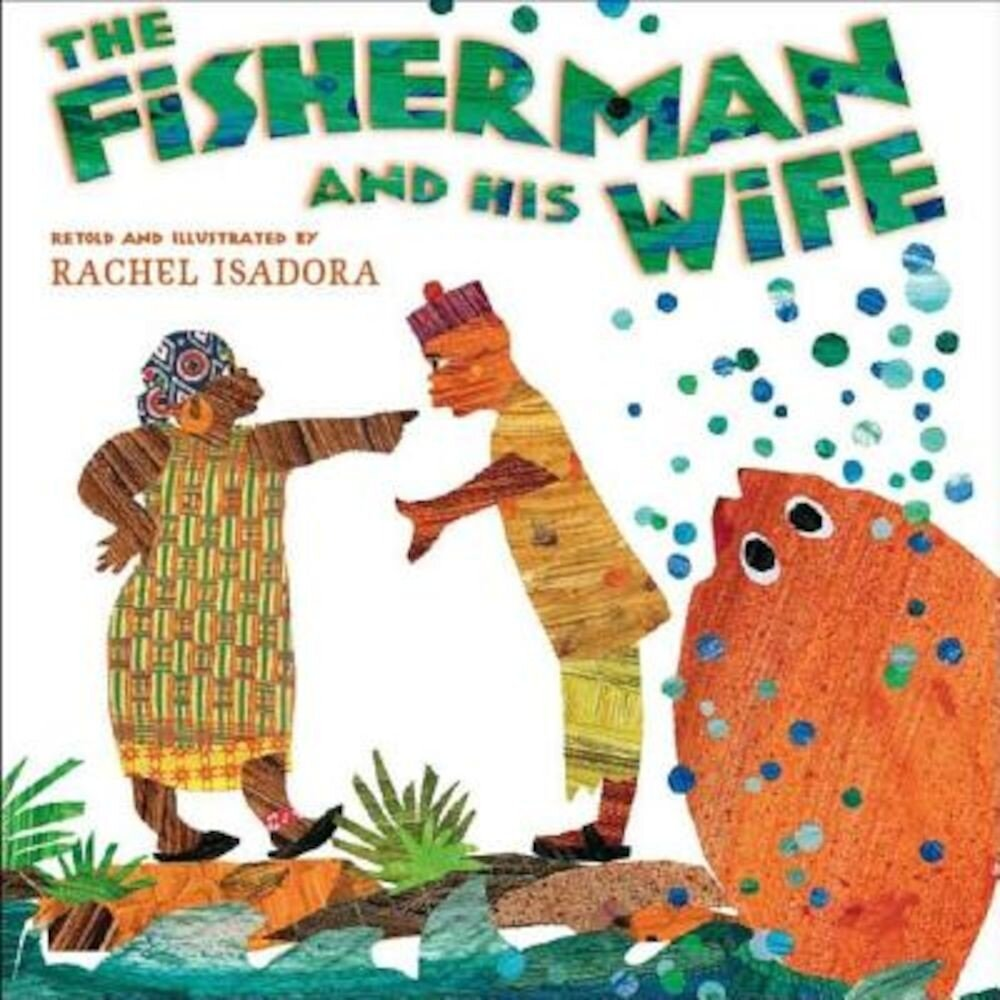 The Fisherman and His Wife, Hardcover
