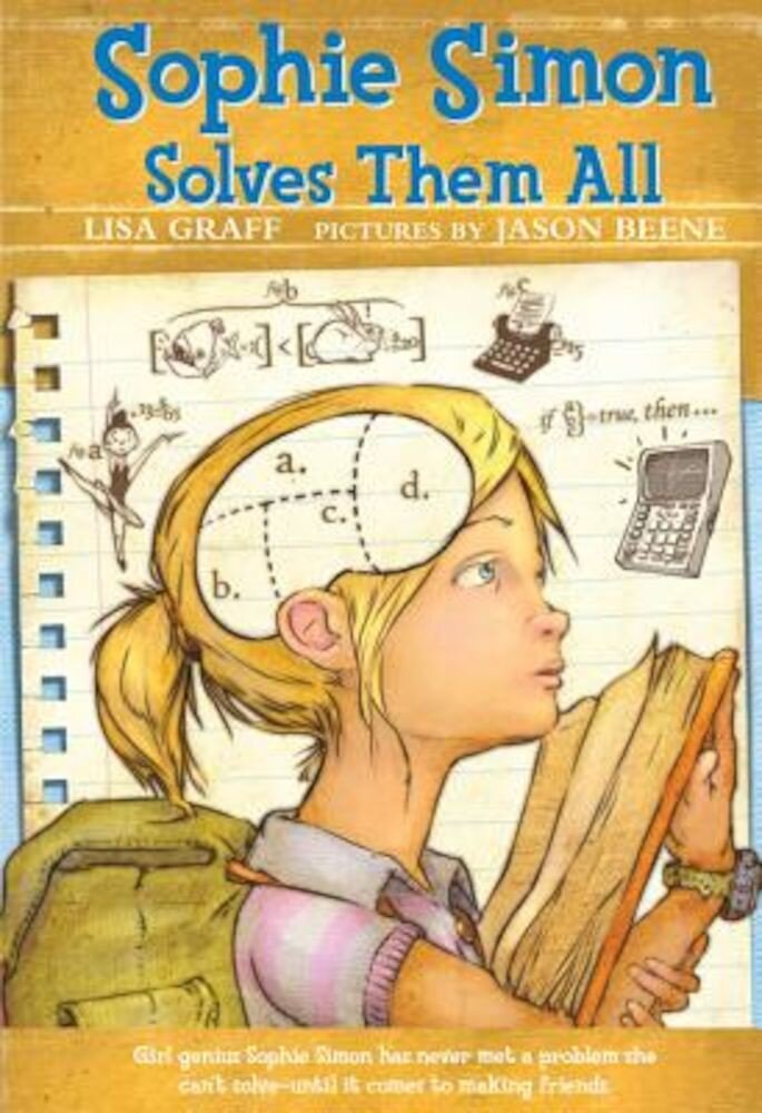 Sophie Simon Solves Them All, Paperback