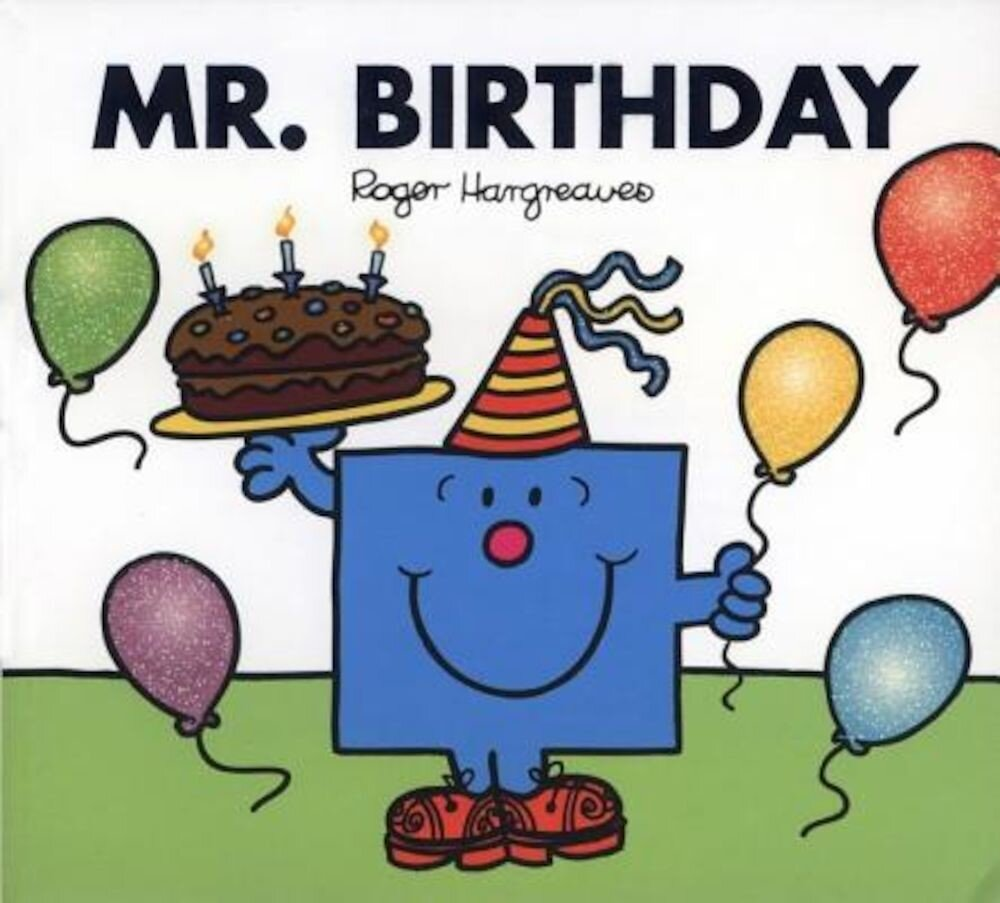 Mr. Birthday, Paperback