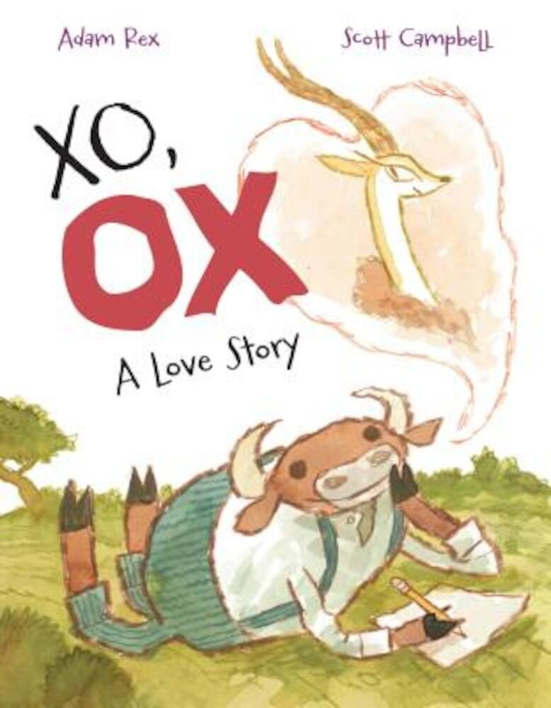 Xo, Ox: A Love Story, Hardcover