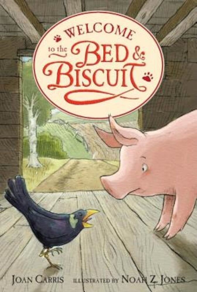 Welcome to the Bed & Biscuit, Paperback