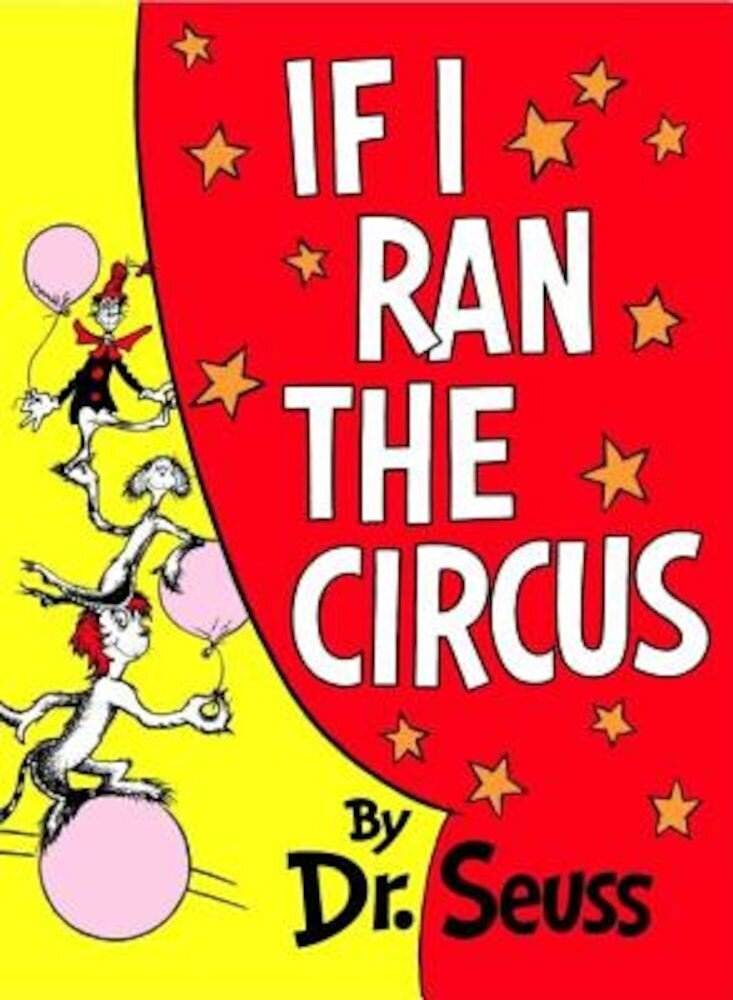 If I Ran the Circus, Hardcover