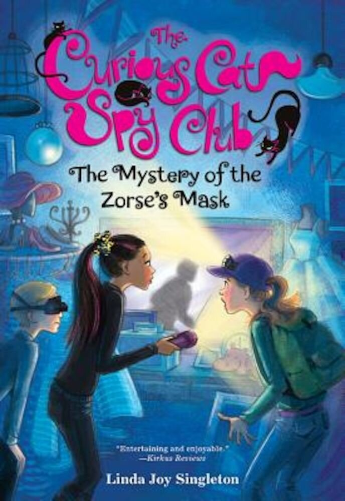 The Mystery of the Zorse's Mask, Paperback