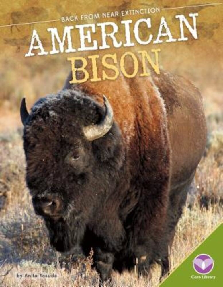 American Bison, Hardcover