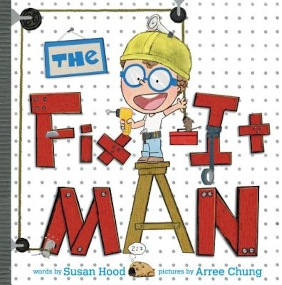 The Fix-It Man, Hardcover