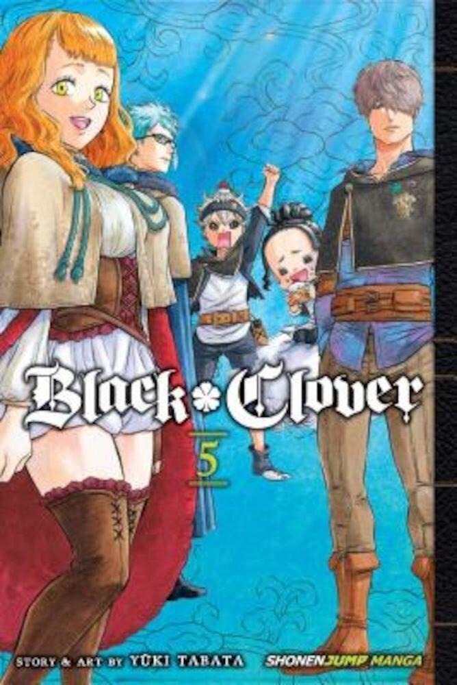 Black Clover, Vol. 5, Paperback