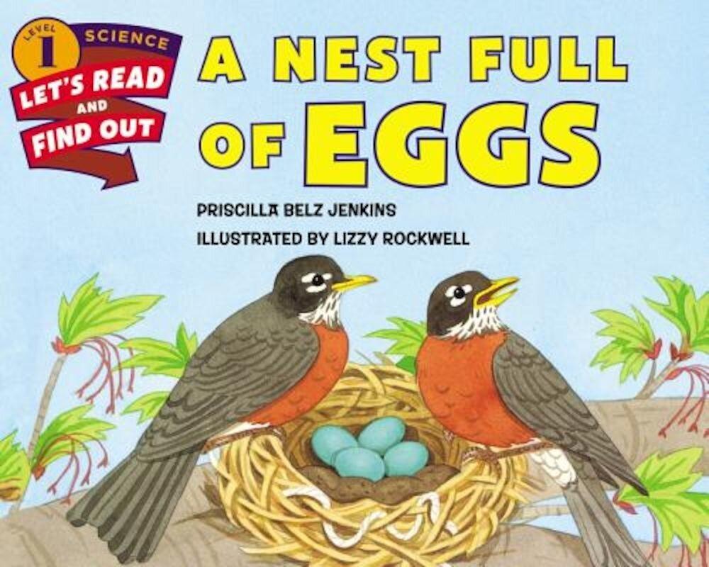 A Nest Full of Eggs, Paperback