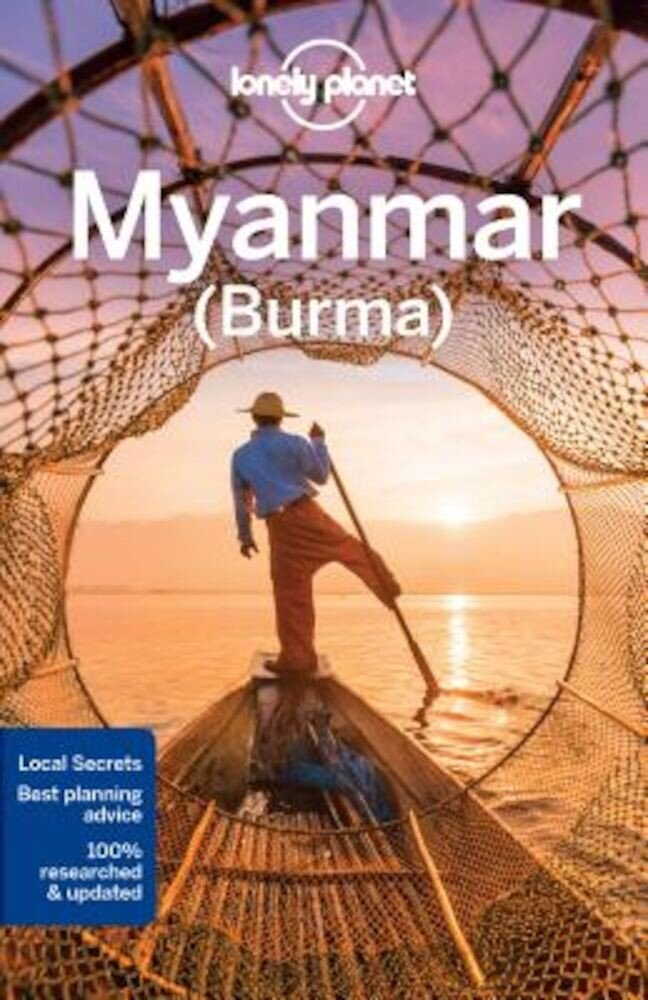 Lonely Planet Myanmar (Burma), Paperback