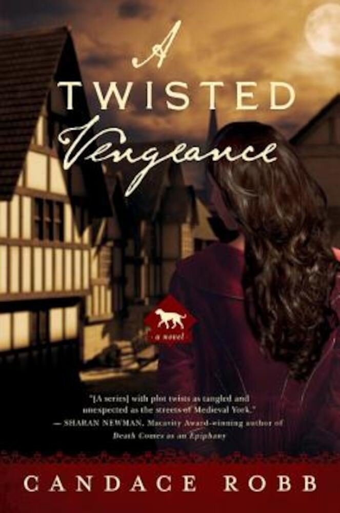 A Twisted Vengeance, Hardcover