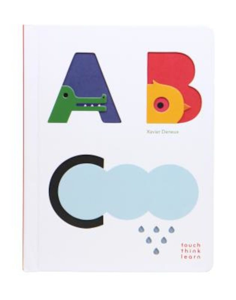 Touchthinklearn: ABC, Hardcover