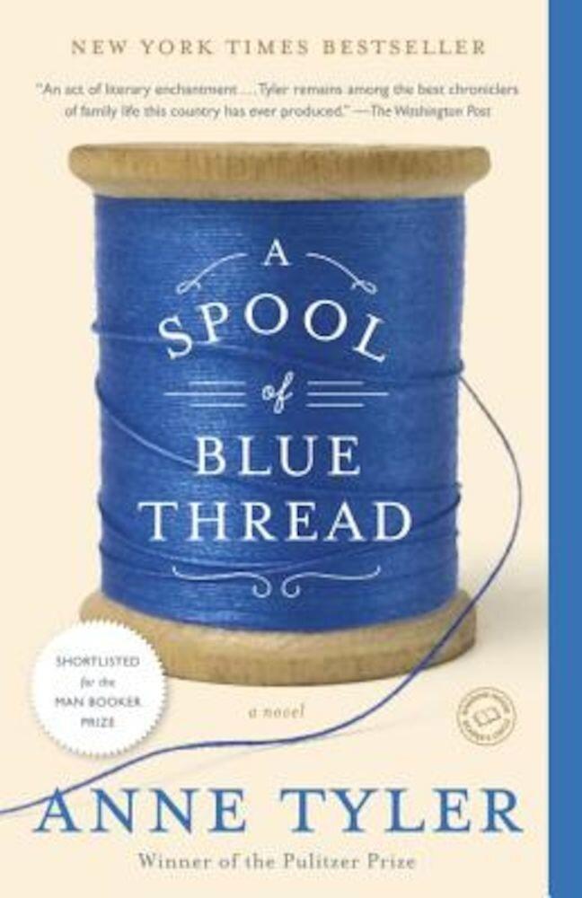 A Spool of Blue Thread, Paperback
