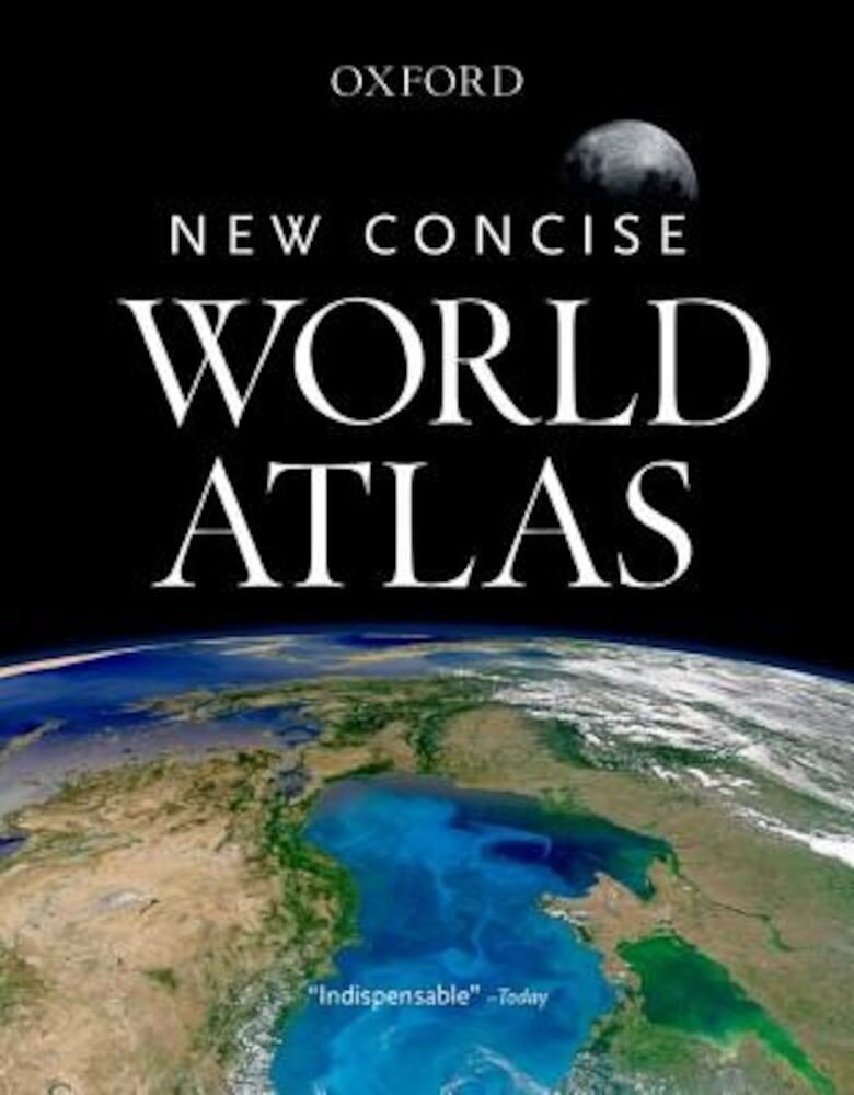 New Concise World Atlas, Hardcover