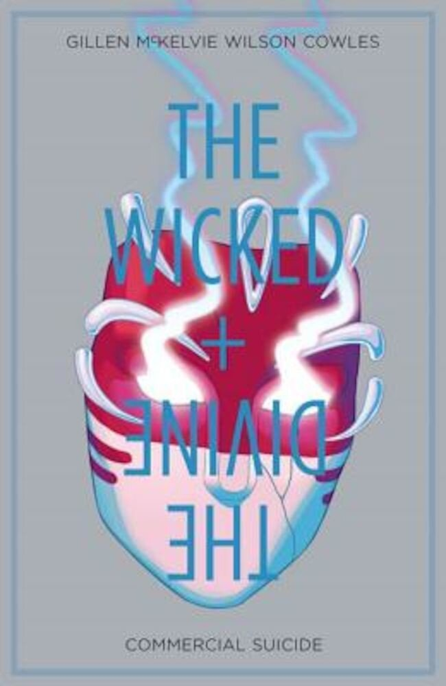 The Wicked + the Divine, Volume 3: Commercial Suicide, Paperback