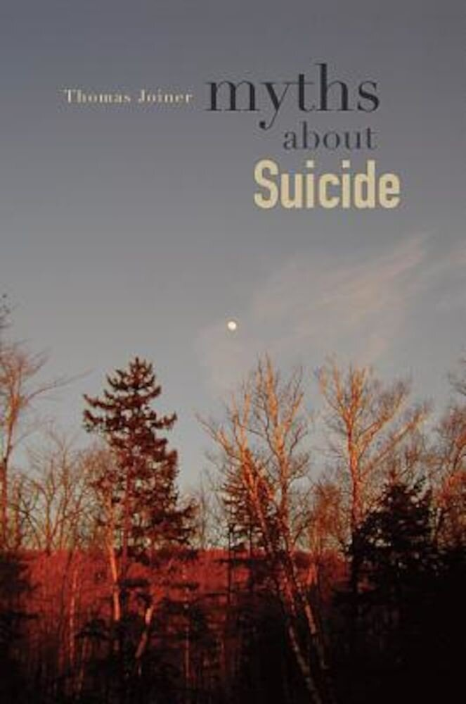 Myths about Suicide, Paperback