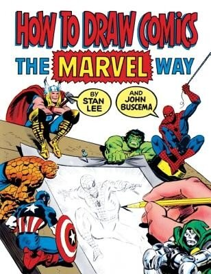 How to Draw Comics the Marvel Way, Hardcover
