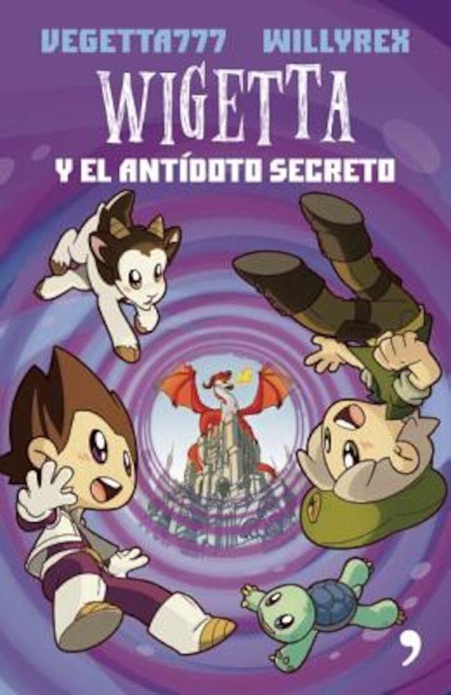 Wigetta y El Antadoto Secreto, Paperback