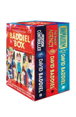 The Blockbuster Baddiel Box