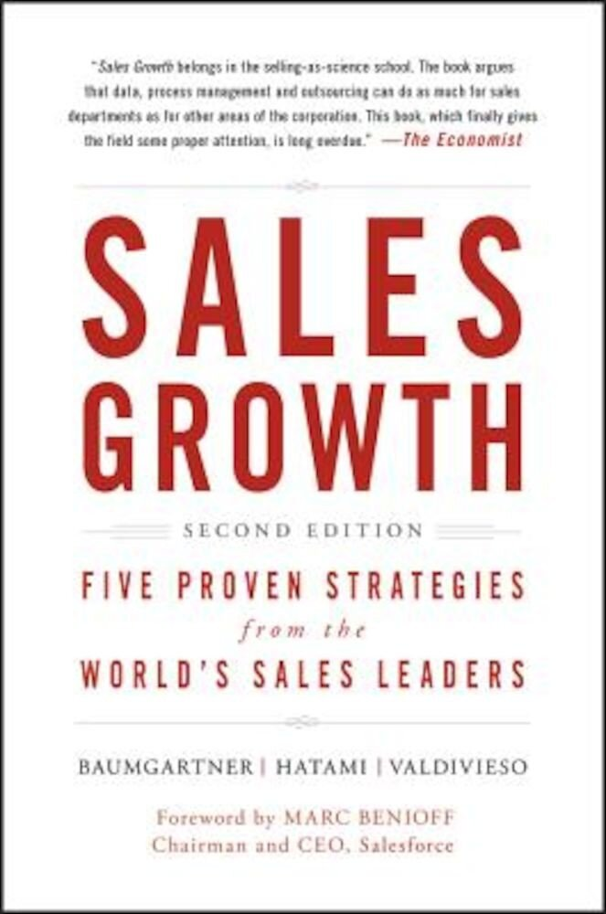 Sales Growth: Five Proven Strategies from the World's Sales Leaders, Hardcover