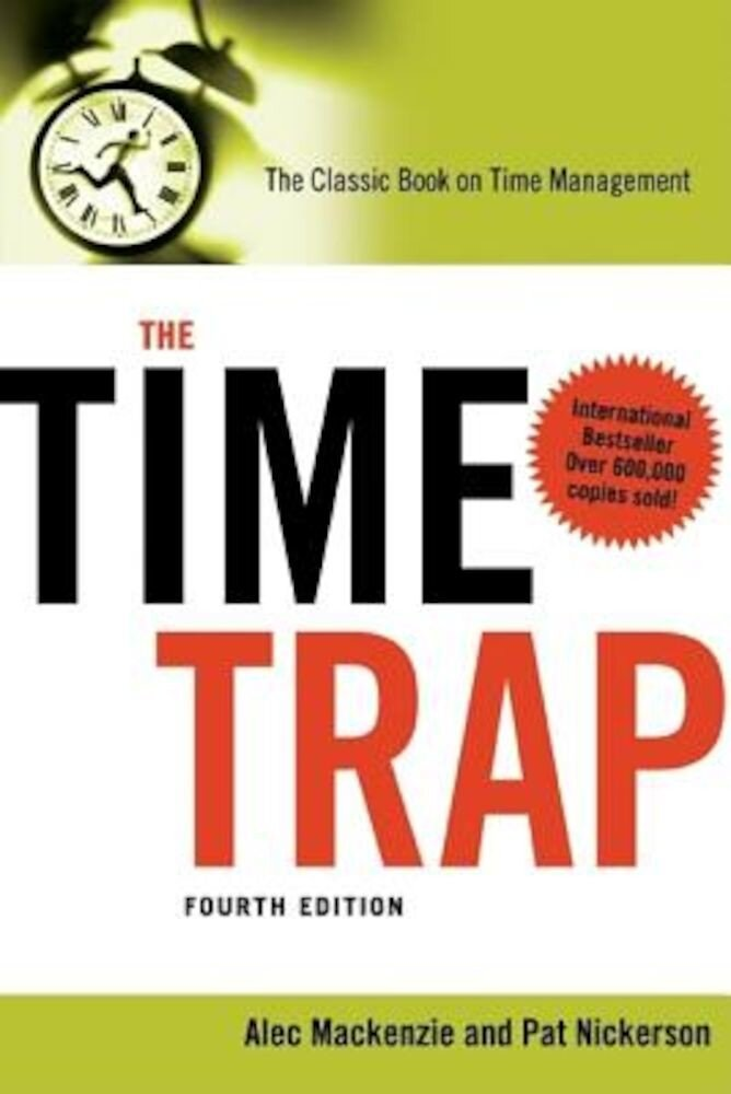 The Time Trap, Paperback