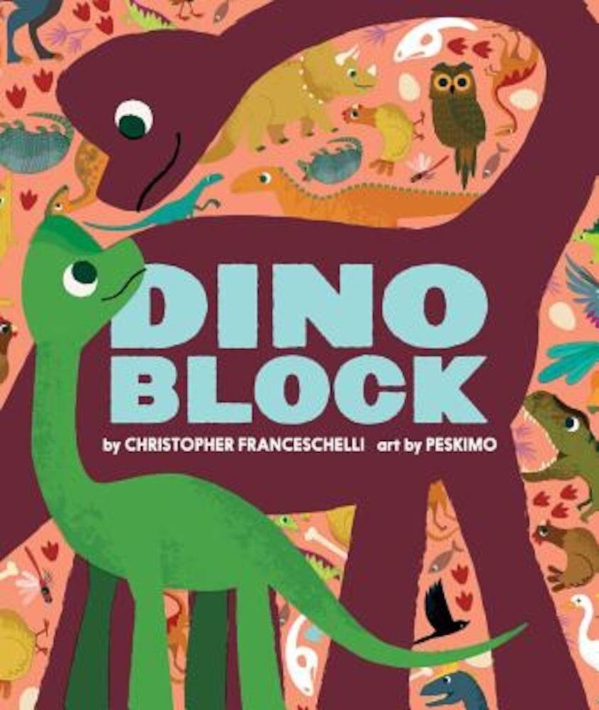 Dinoblock, Hardcover