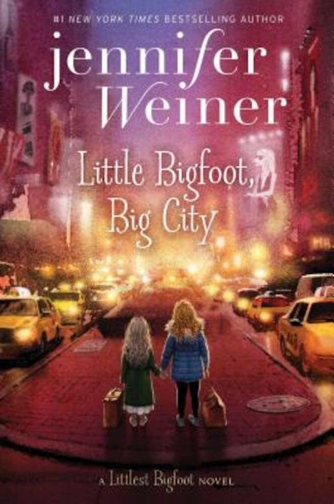 Little Bigfoot, Big City, Hardcover