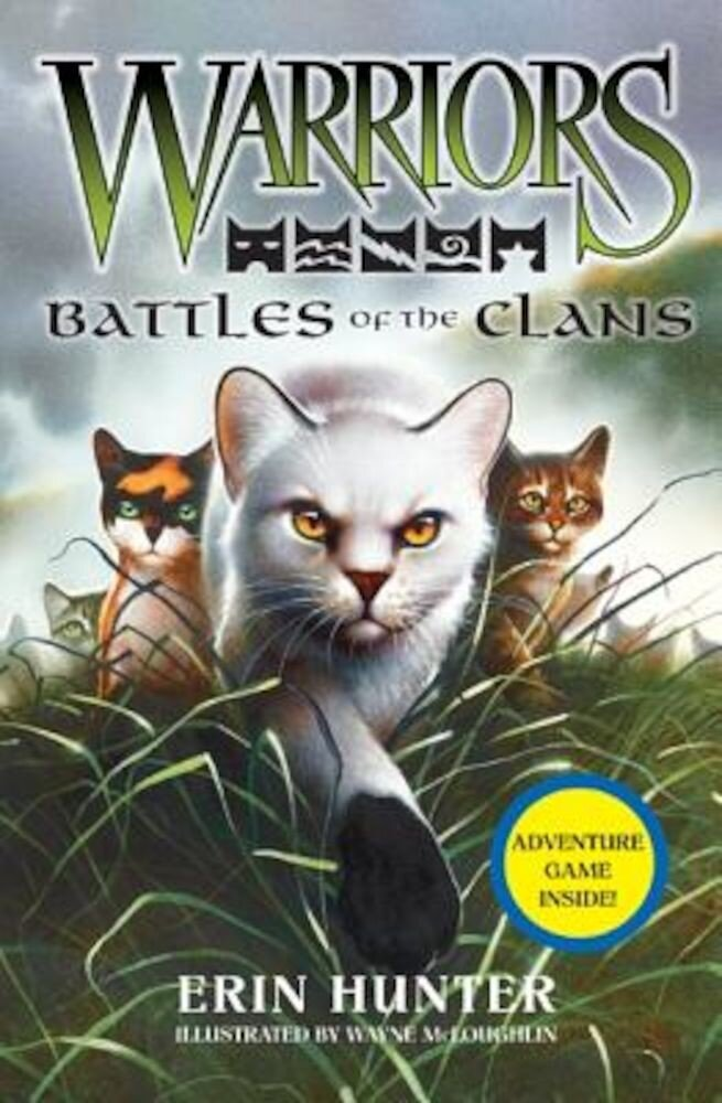 Warriors: Battles of the Clans, Hardcover
