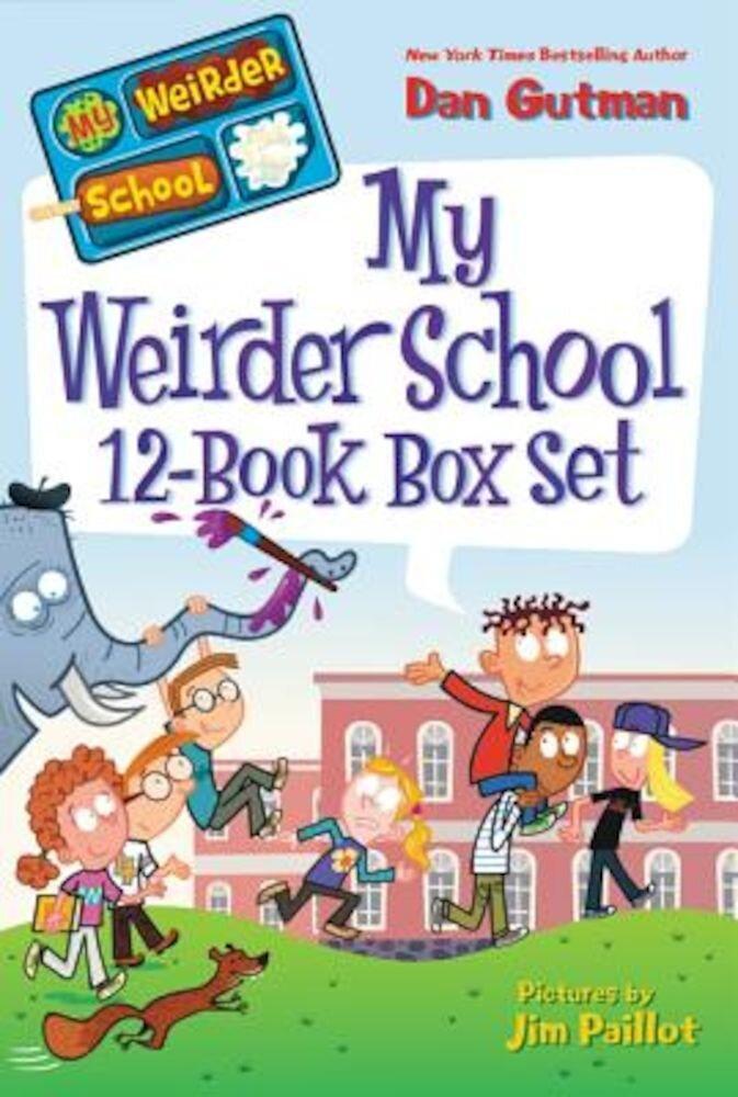 My Weirder School 12-Book Box Set: Books 1-12, Paperback