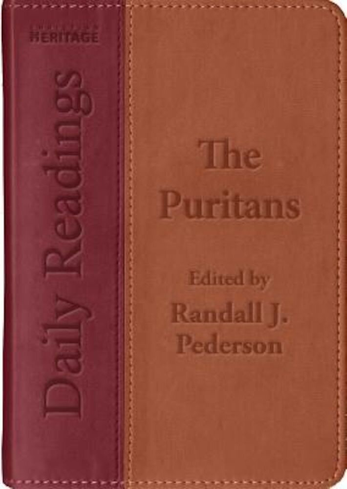Daily Readings - The Puritans, Hardcover