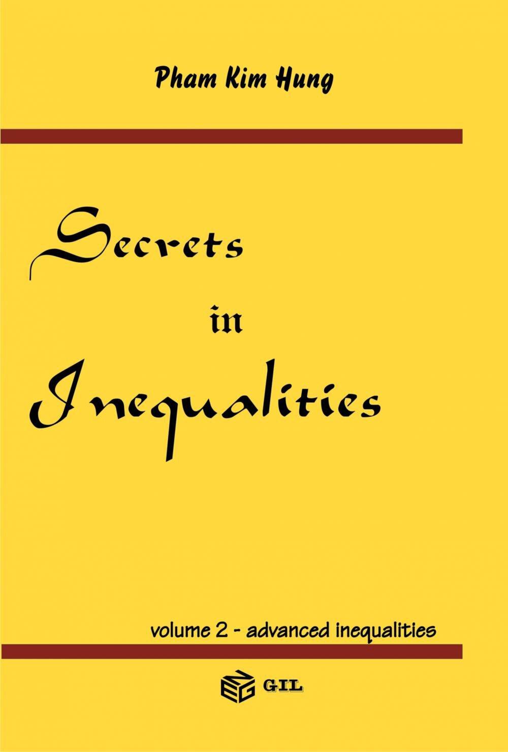 Secrets in inequalities Vol II (eBook)