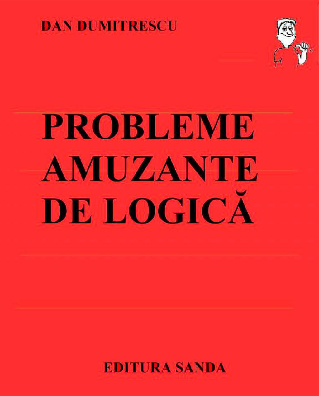 Probleme amuzante de logica (eBook)