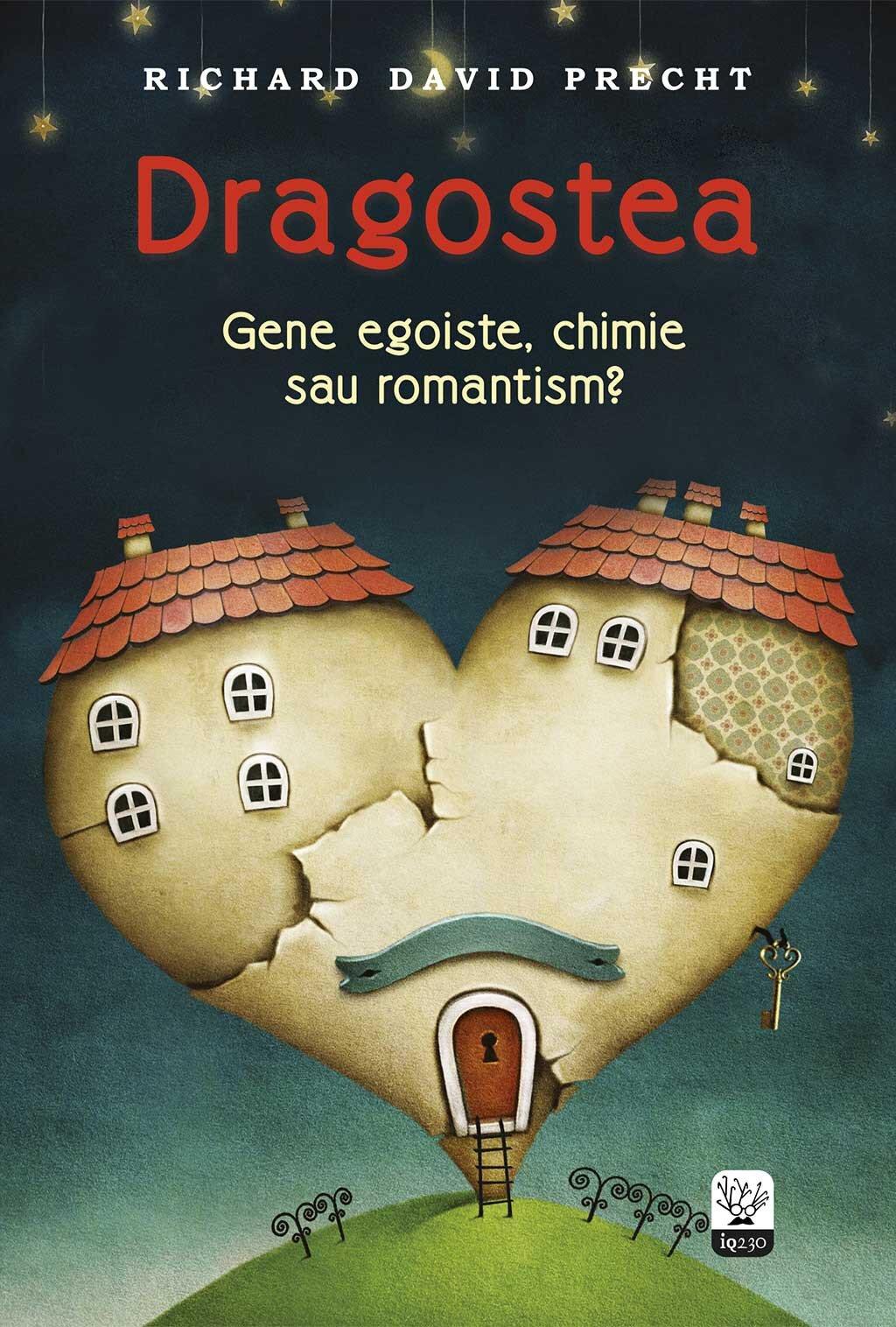 Dragostea. Gene egoiste, chimie sau romantism? (eBook)