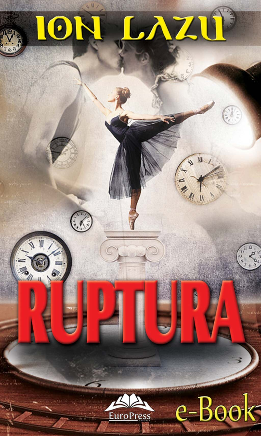 Ruptura (eBook)
