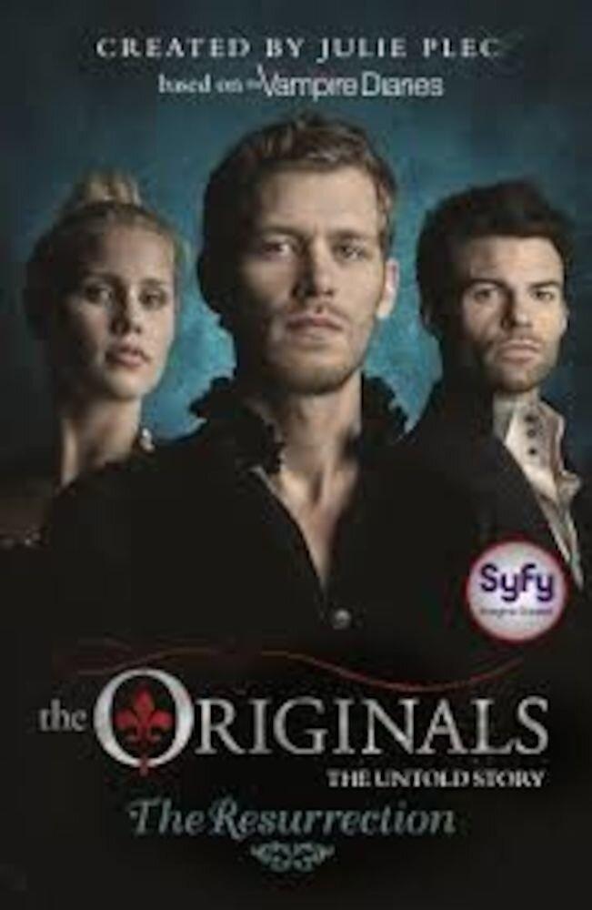 Coperta Carte The Originals: 03: The Resurrection