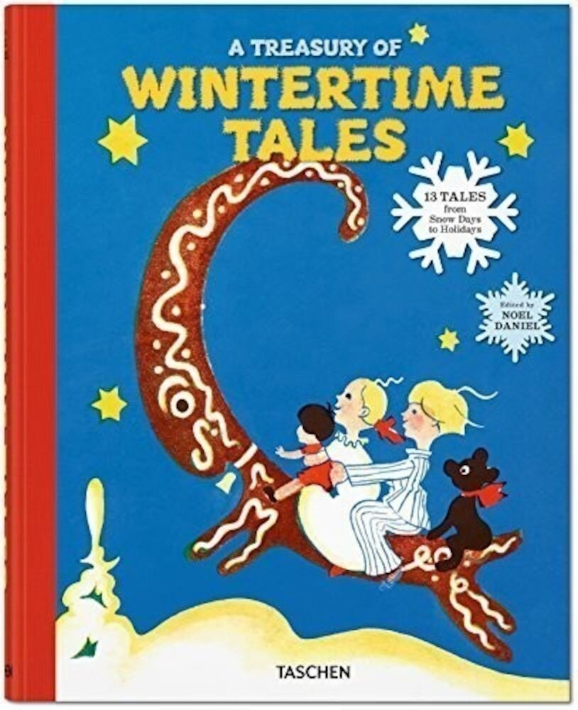 Treasury of Wintertime Tales, A
