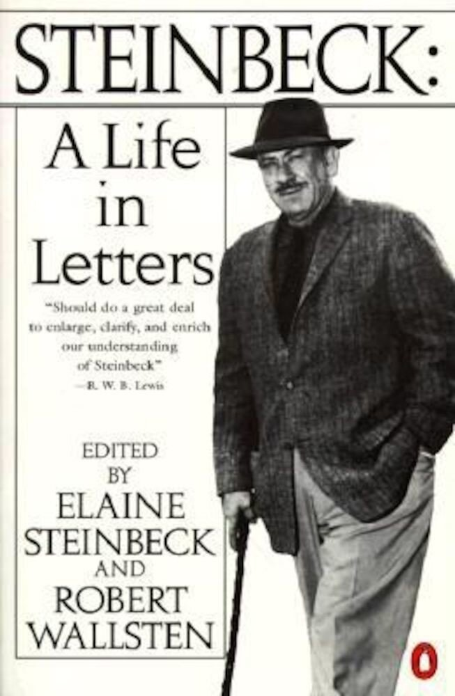 Steinbeck: A Life in Letters, Paperback